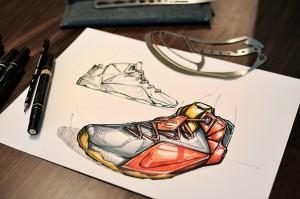 Shoe Sketch 2