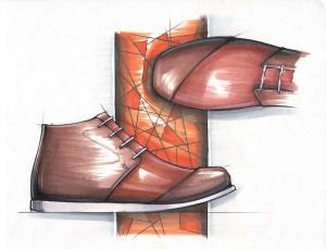 Shoe Sketch 3