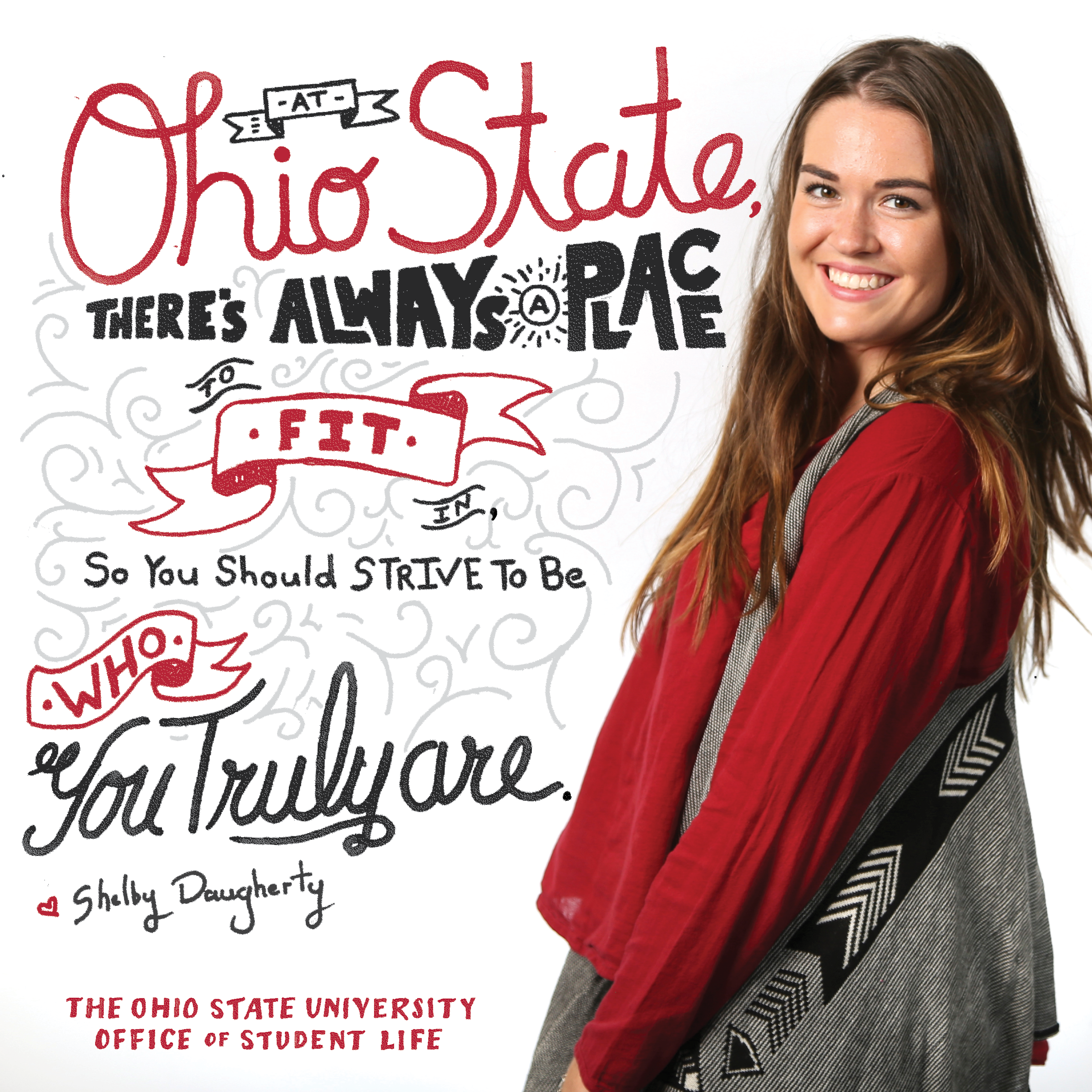osu spotlight student life s extraordinary buckeyes page  shelby daugherty described the prospect of graduating in of 2017 as both terrible and exciting coming to ohio state initially was quite a culture shock