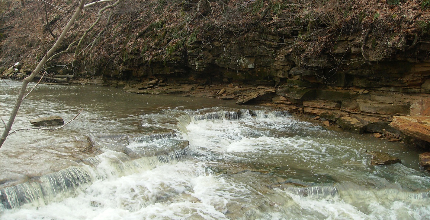 The Clear Fork of the Mohican River