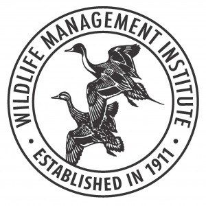 Thanks to Our Guest Sponsor-Wildlife Management Institute