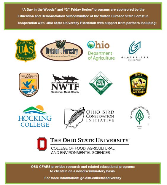 Ohio Tree Farm Committee U S Fish And Wildlife Service Hocking College Ohio Bird Conservation Initiative And Ohio S Sfi Implementation Committee