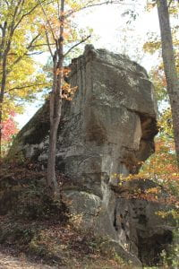 Lookout Rock-Zaleski State Forest