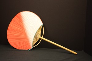 Rounded Paper Fan
