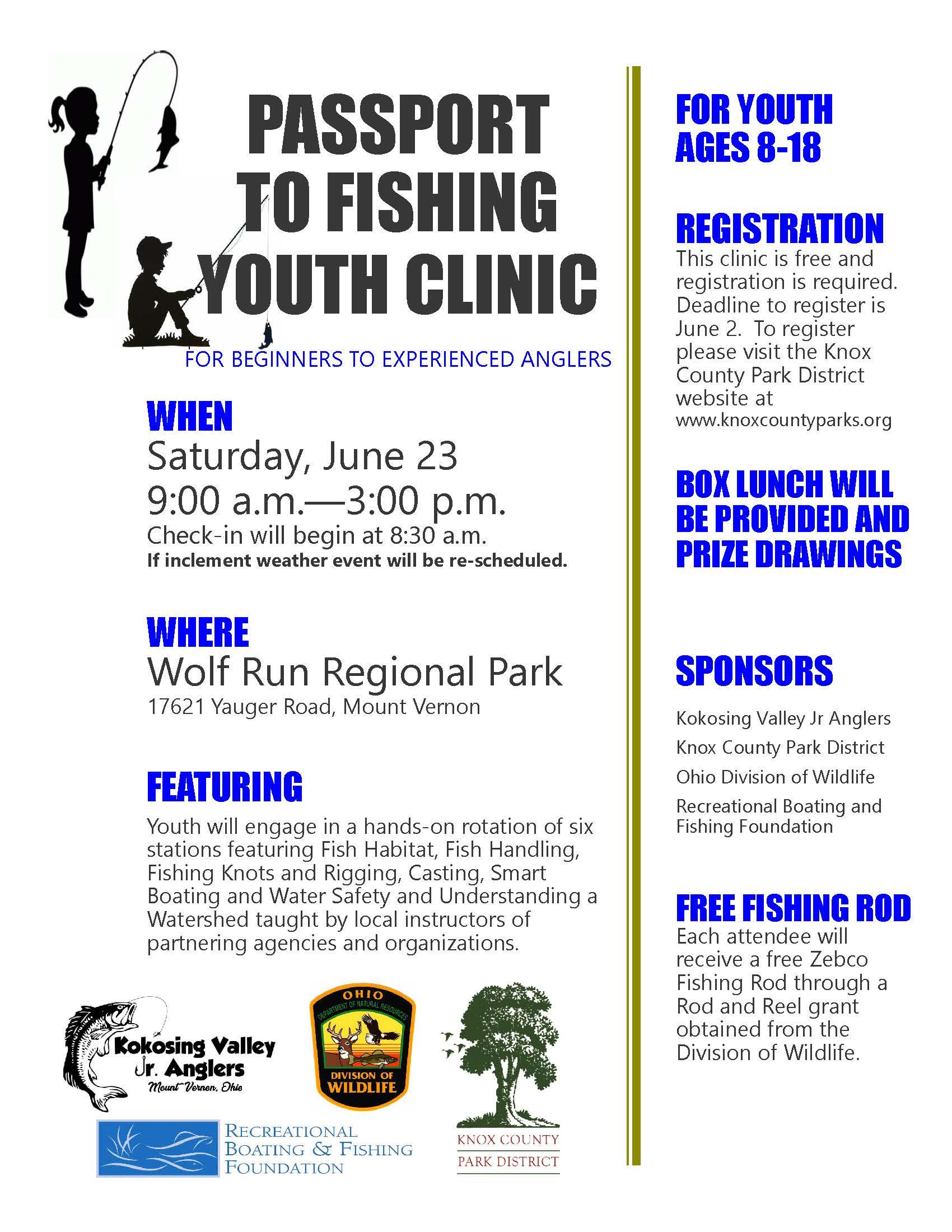 Fishing | Knox County 4-H