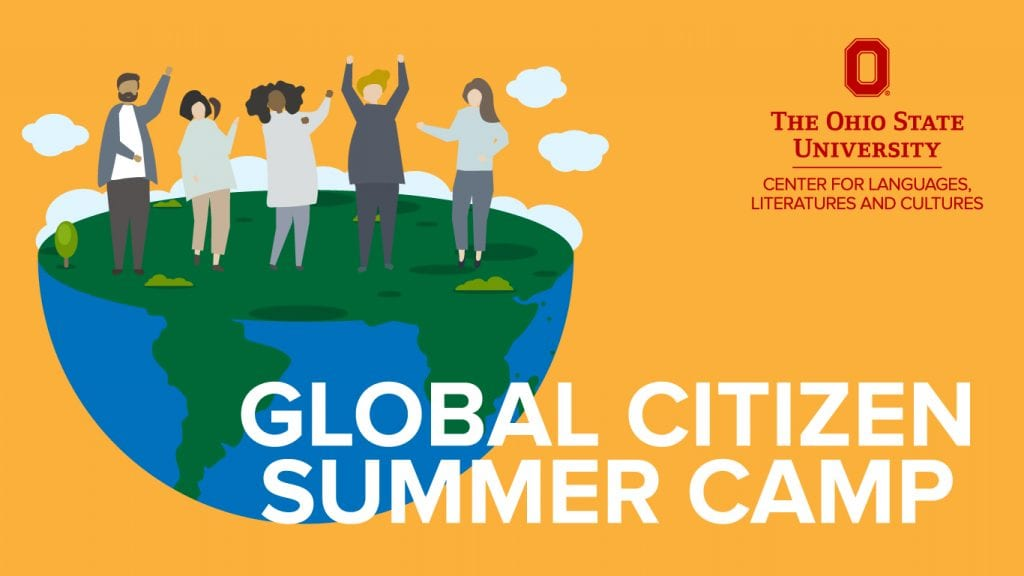 GLOBAL CITIZEN SUMMER CAMP GRAPHIC