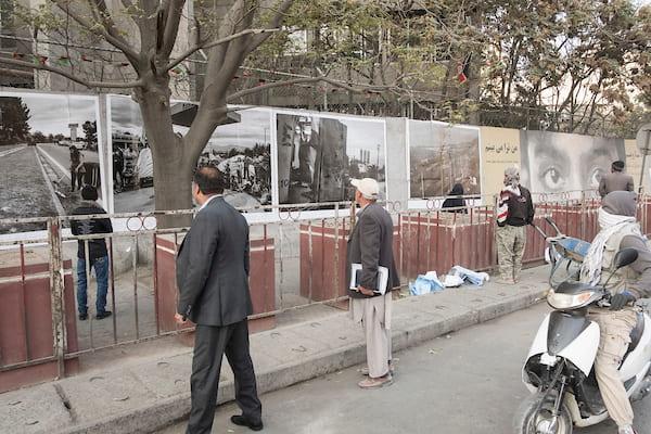 Image of exhibit of Kabul Afghanistan