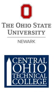 OSU Newark and COTC cost-shared logo