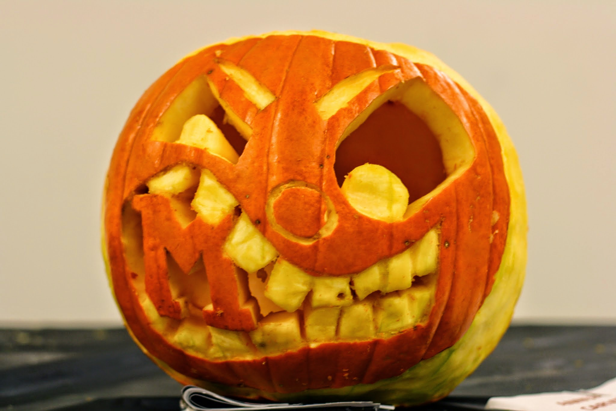 2016 CBC Pumpkin Carving Contest | CBC Undergraduate Program