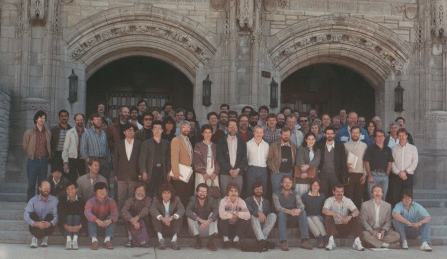 MWDS 1987 at Northwestern