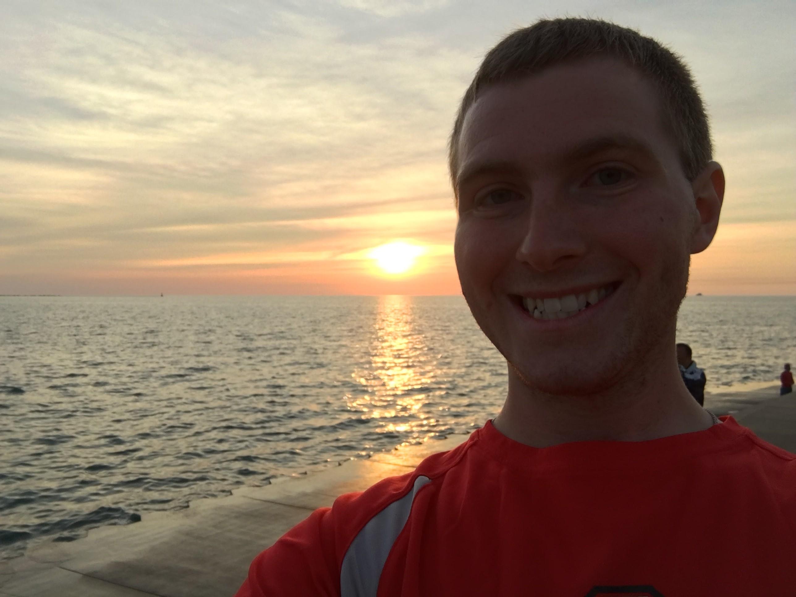 Sunrise Selfie