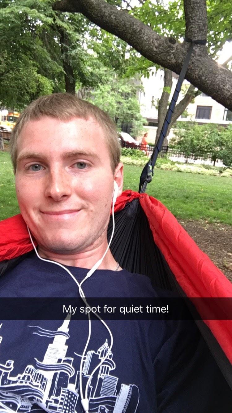 Quiet Time Hammock