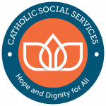 Catholic Social Services logo