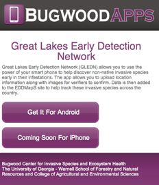 invasive species app