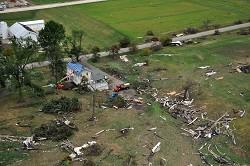 aerial tornado