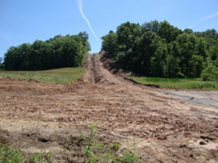 pipeline reseeding by Clif Little