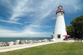 lake erie lighthouse for GB