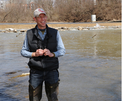 OSU CFAES Mazeika S.P. Sullivan, PhD Assistant Professor of Aquatic-Riparian Ecology School of Environment and Natural Resources
