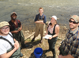 Wilma H. Schiermeier Olentangy River Wetland Research Park  CFAES Dr. Mazeika Sullivan