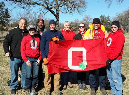 Ohio State tree planting winners