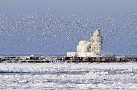 Great Lakes climate is changing