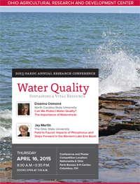 Conference to focus on water