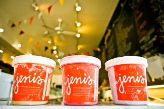 Jeni's Ice Cream pints