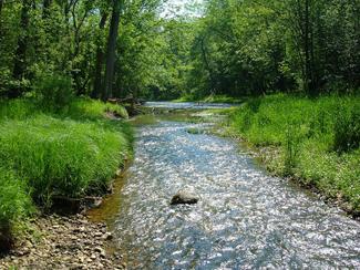 EPN program on Big Darby Creek for GB
