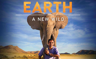 M Sanjayan and Earth A New Wild