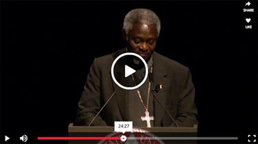 Cardinal Turkson video 2