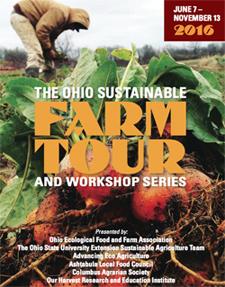 Farm tour brochure