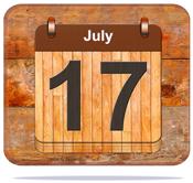 July 17.