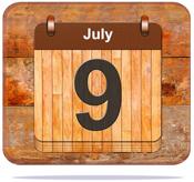 July 9.