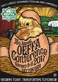 Image of OEFFA conference poster