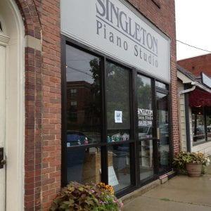 Singleton Piano Studio