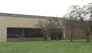 A picture of OSU's Museum of Biological Diversity. A very plain looking brick building.