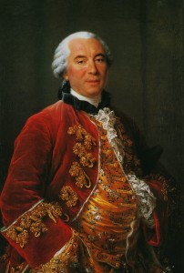 Portrait of Georges-Louis Leclerc, comte de Buffon (1757)
