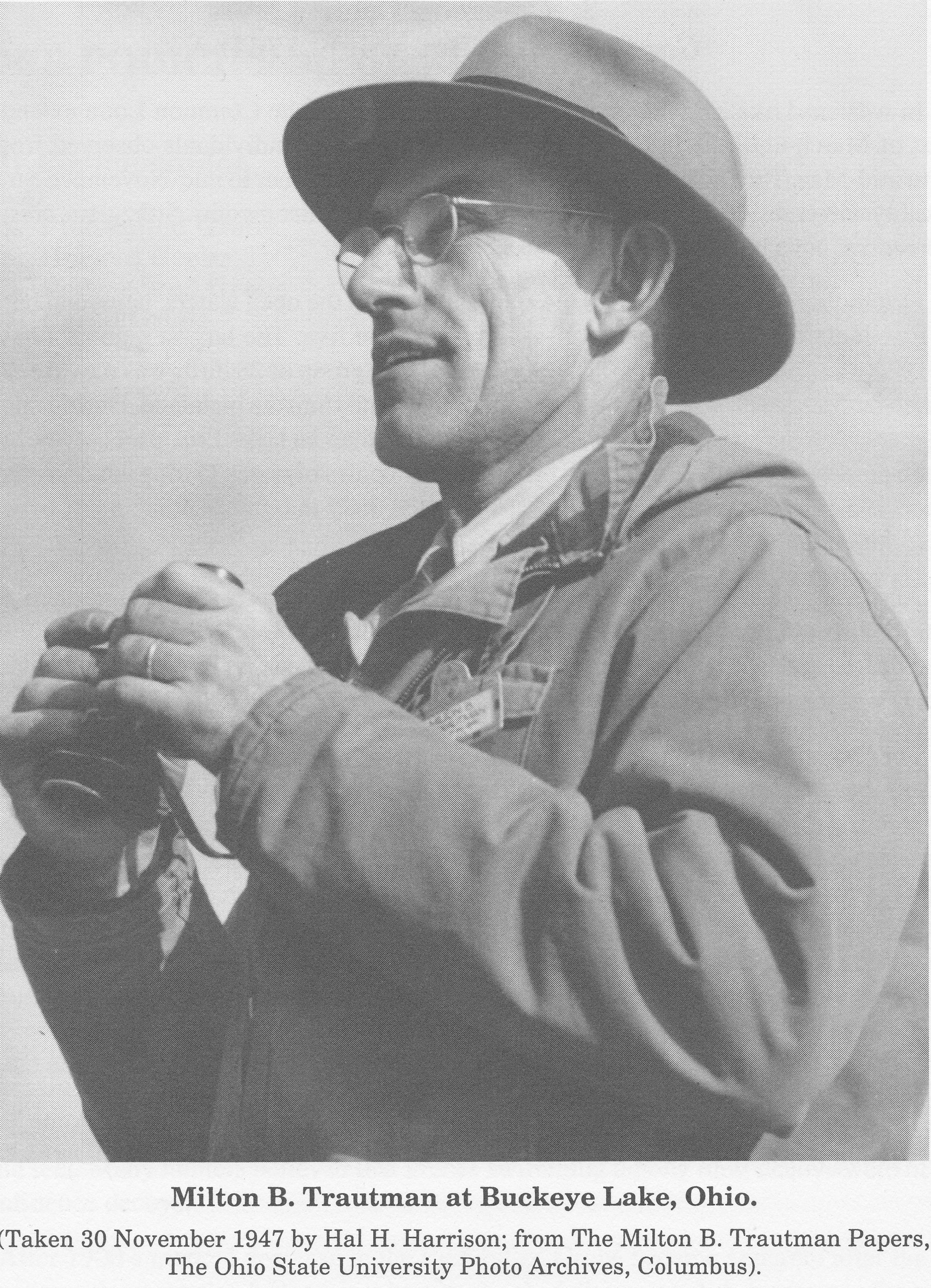 Milton B Trautman