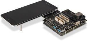 a snapdragon 855 processor development board