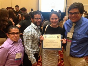 OSU SACNAS Chapter membership recognition