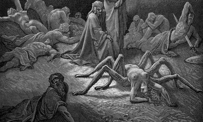 800px-Arachne-Gustave_Doré