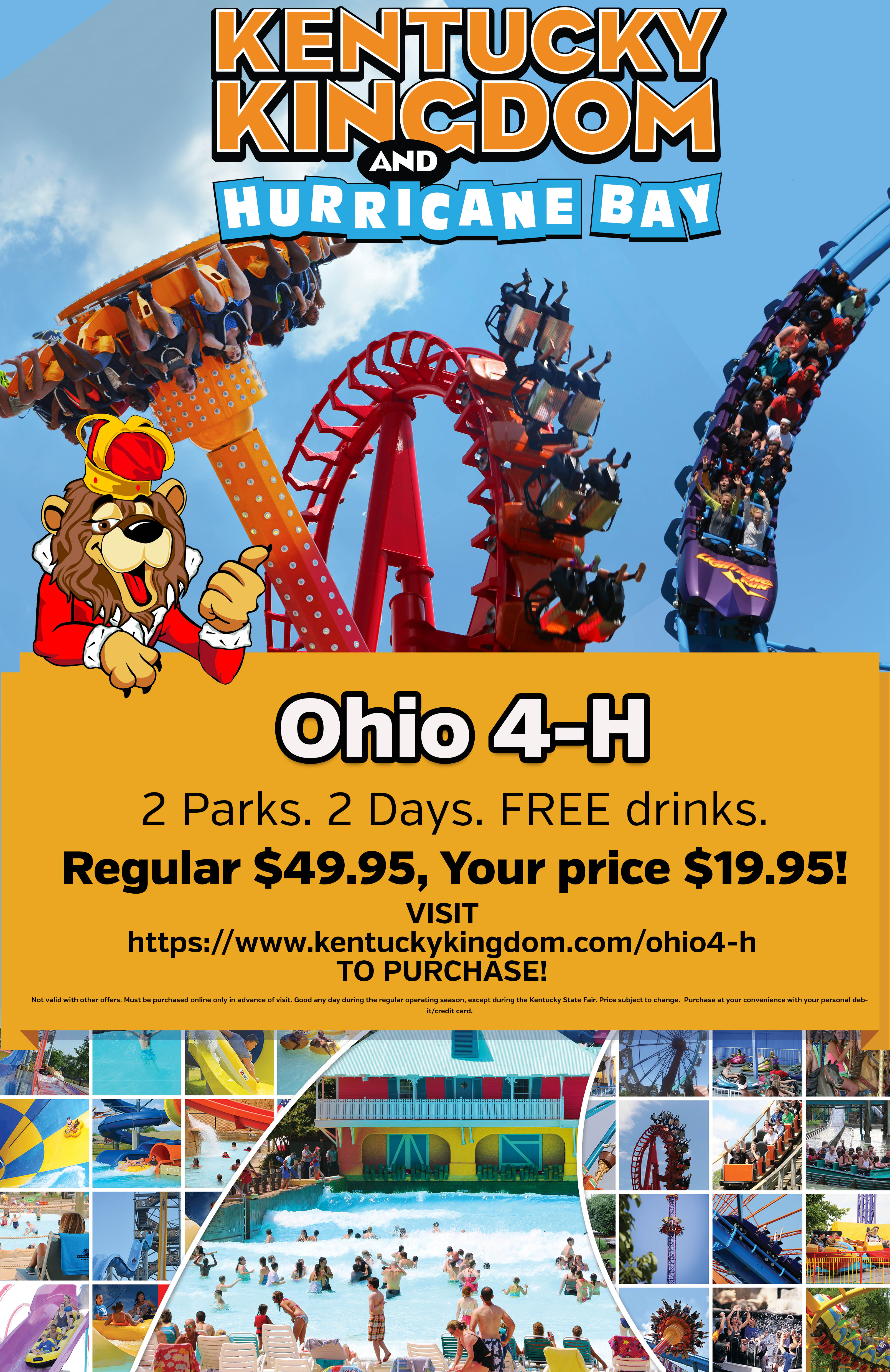 kentucky kingdom discount coupons