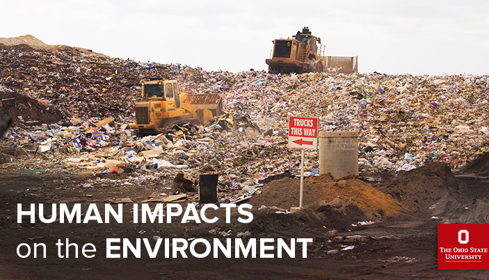 Human Impacts on Environment 2
