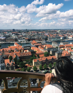 Taken from the Church of Our Savior in Copenhagen, Denmark