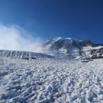 Mount Rainer, vista point
