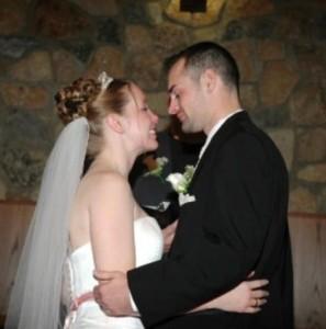 My wedding day  October 20, 2007