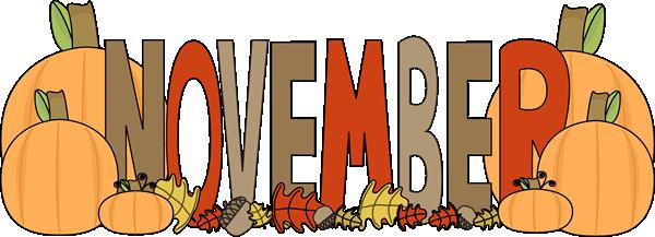 November | Wellness Wonder