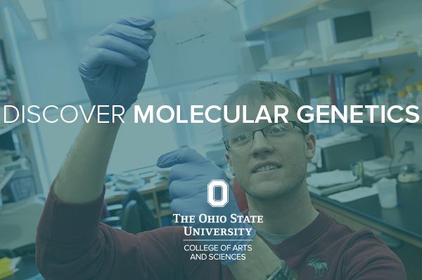 Discover Molecular Genetics