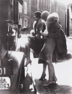Flappers in Berlin, 1920s