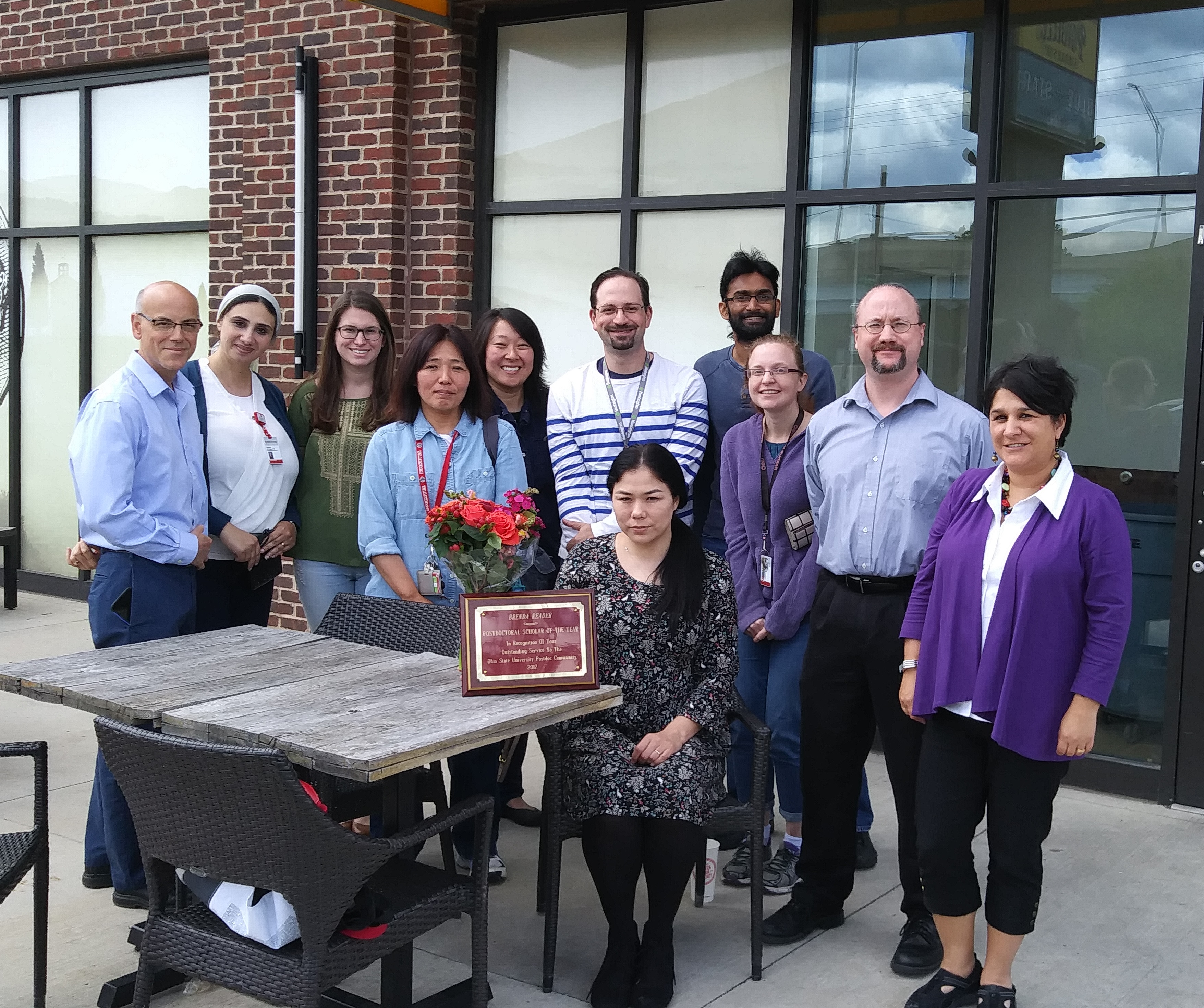 Postdoctoral Service Award | The Office of Postdoctoral Affairs